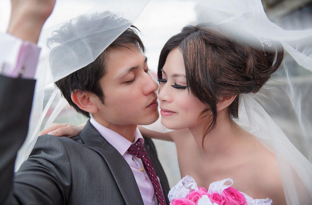 「婚攝」基隆全家福海鮮餐廳 – 坤益 + 湘葶