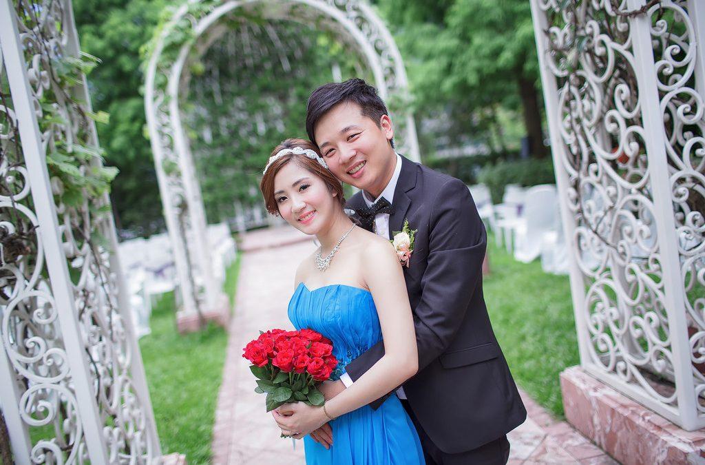 「婚攝」中僑花園飯店 – 思霈 + 詩方