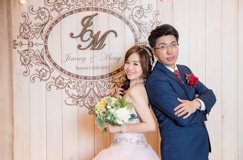 「婚錄」仁和齋 – Jimmy + Meng