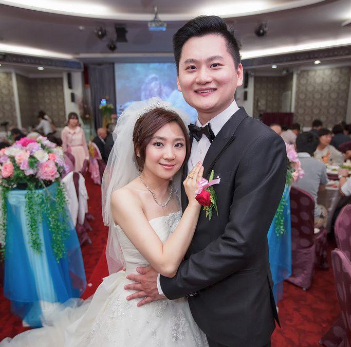 「婚攝」台北紅磡婚宴會館 – 聖元 + 鈺貴