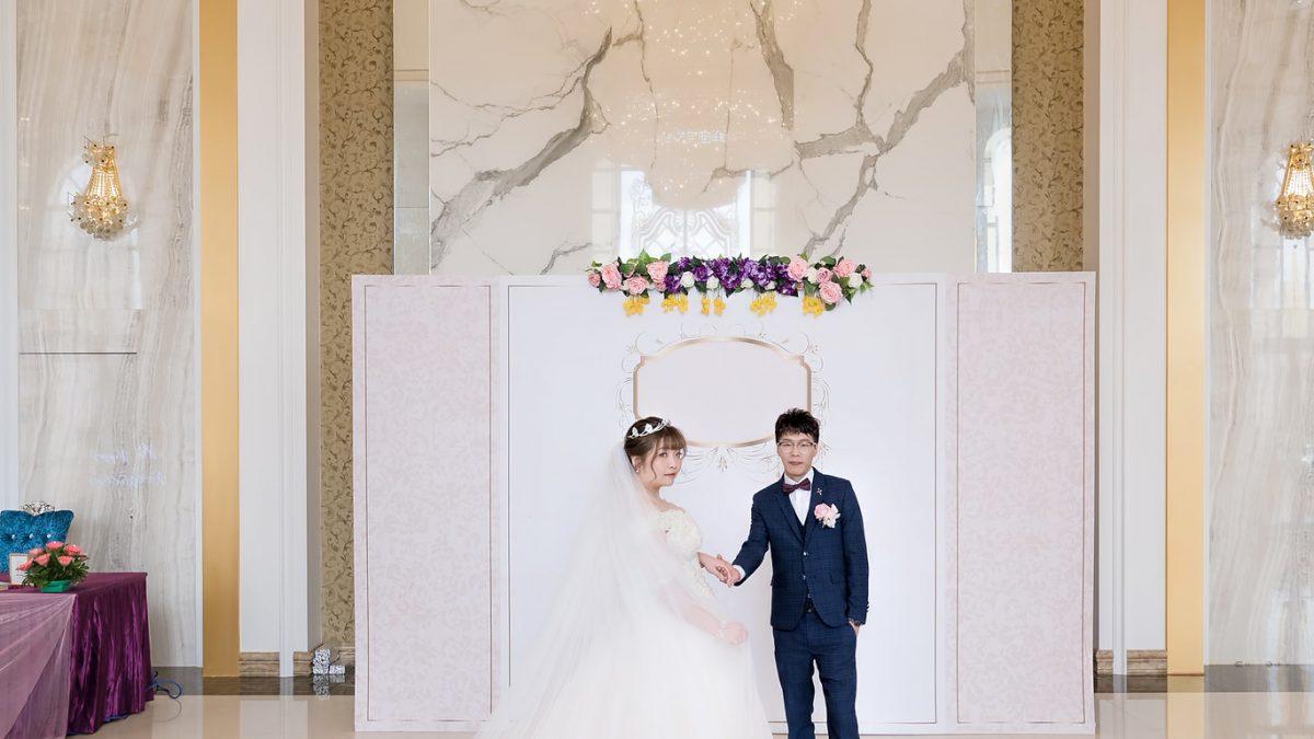 「婚攝」伊薇儷婚宴會館 – 景炫 + 派派