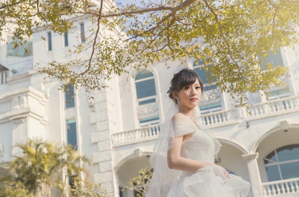 桃園婚紗 | 君洋城堡 | 自助婚紗