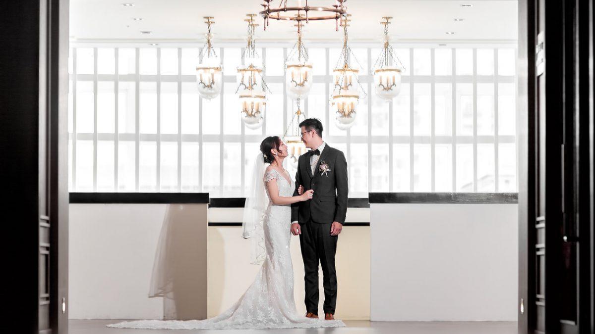 「婚攝」竹北晶宴會館 – Allen + Esme