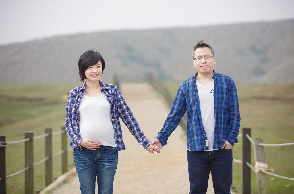 孕婦寫真 | 擎天崗 | 台北