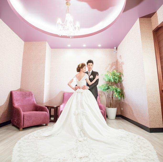 「婚攝」新竹彭園 – Timothy + Tiffany
