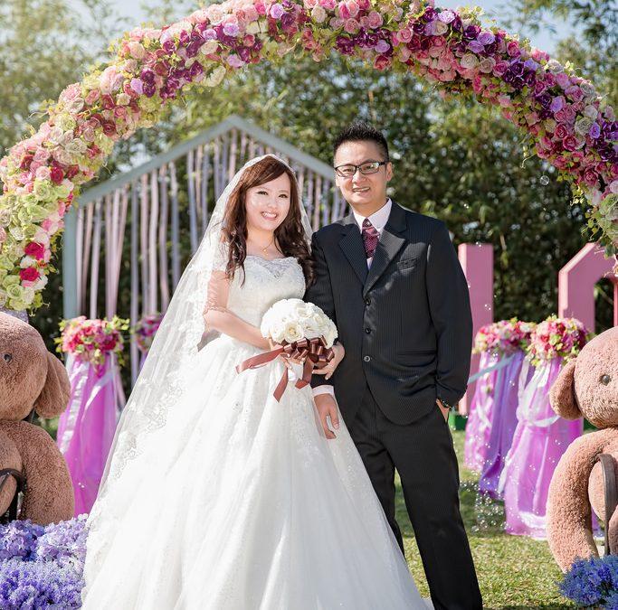 「婚攝」綠光花園 – 俊賢 + 佩蓉