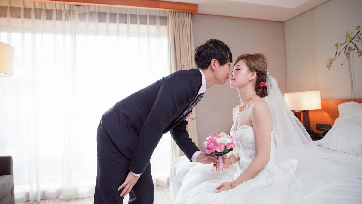 台北婚錄 | Benjamin + Jessy | 六福皇宮